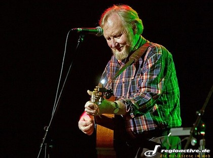 it's too late to stop now - Fotos: The Dubliners live im Kammgarn Kaiserslautern