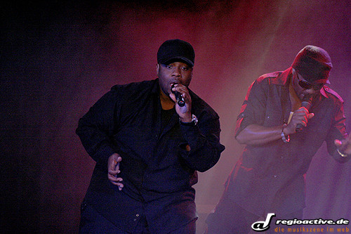 Naturally 7 (Capitol Mannheim, 2007) Fotos: Manuela Hall
