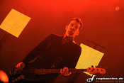 Fotos: Interpol live im Kölner Palladium